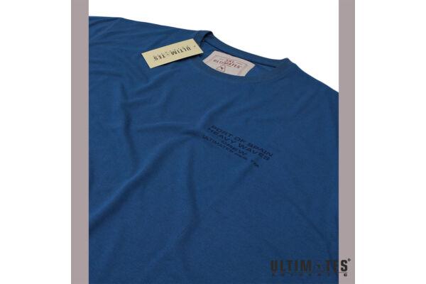 kék nagyméretű férfi póló