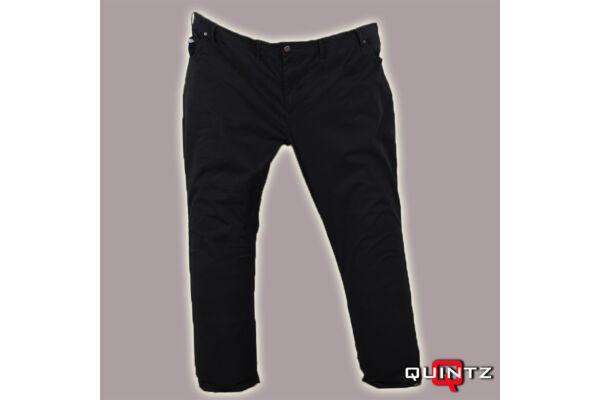 extra méretű fekete nadrág