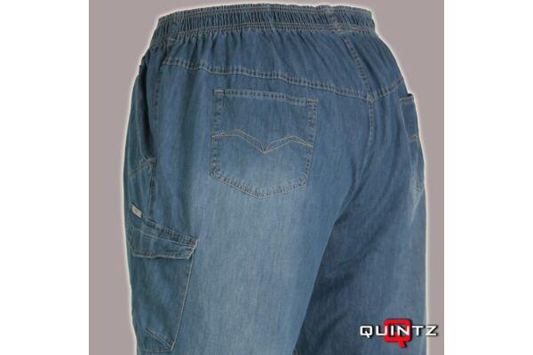 nagy méretű gumírozott derekú nadrág
