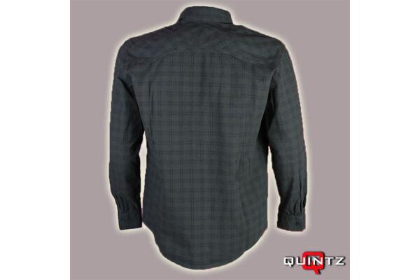 nagyméretű flanel ing hátulról