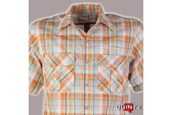 férfi nagy méretű kockás ing