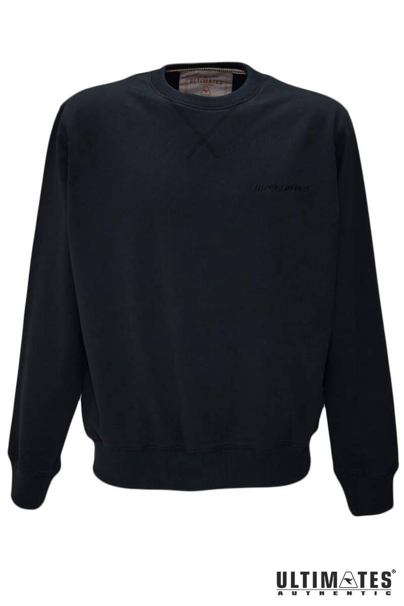 Férfi nagyméretű környakas pulóver Ultimates