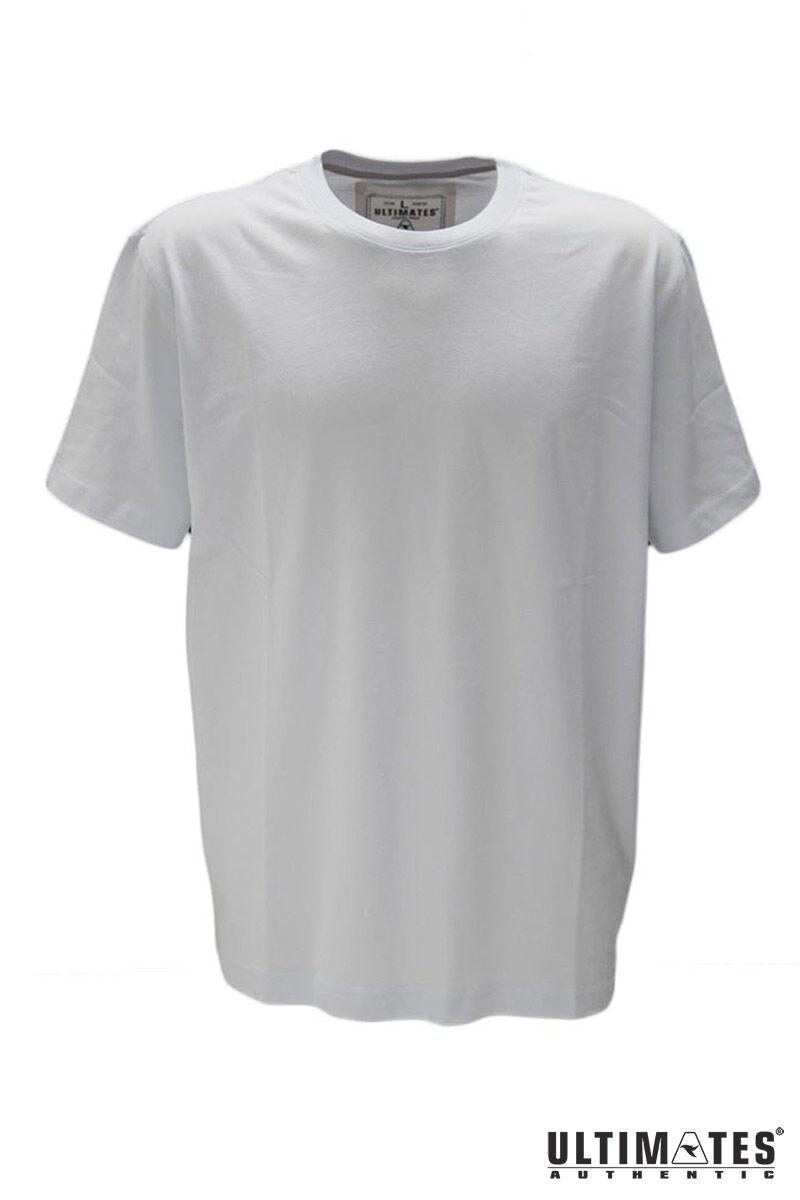 Férfi nagyméretű fehér póló