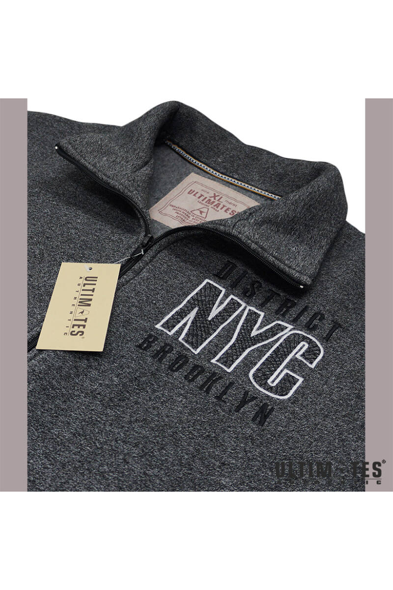 NYC Melange Pulóver