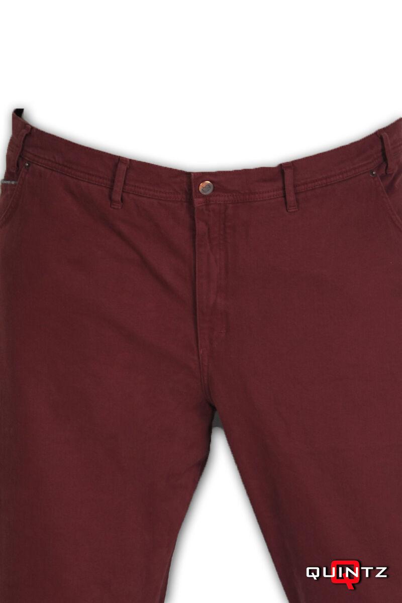 nagy méretű bordó nadrág