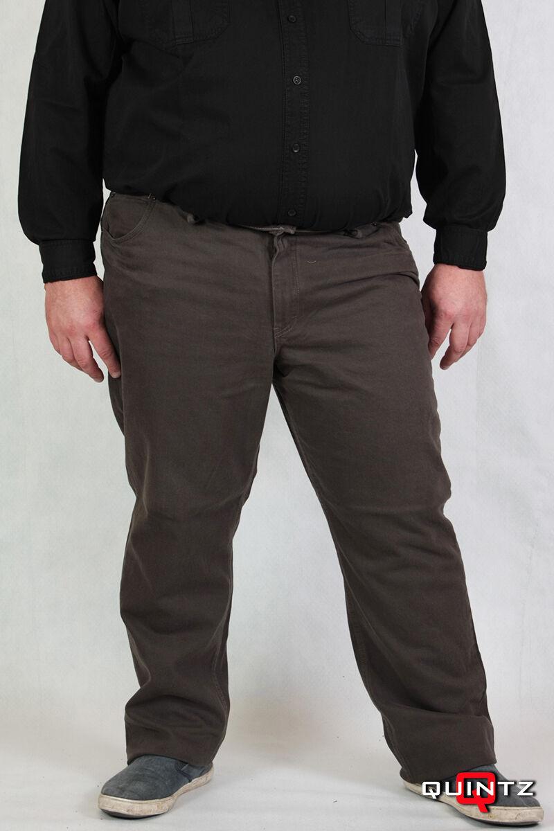 férfi nagy méretű szövet nadrág