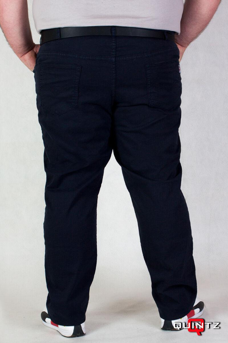 nagyméretű sötét kék nadrág