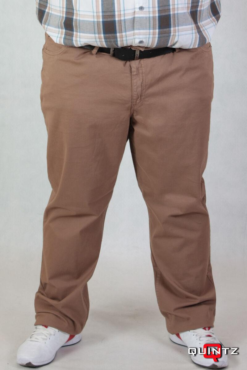 fahéj barna férfi nadrág