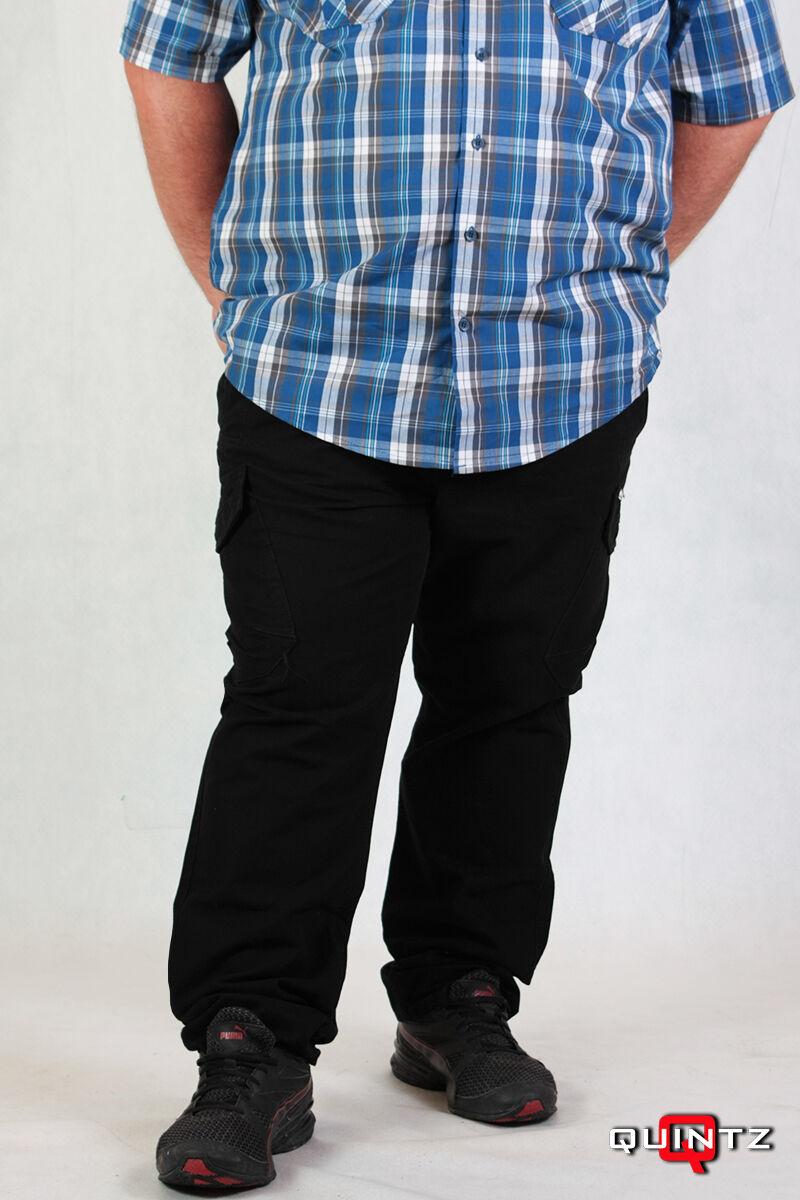 férfi nagy méretű vászon nadrág