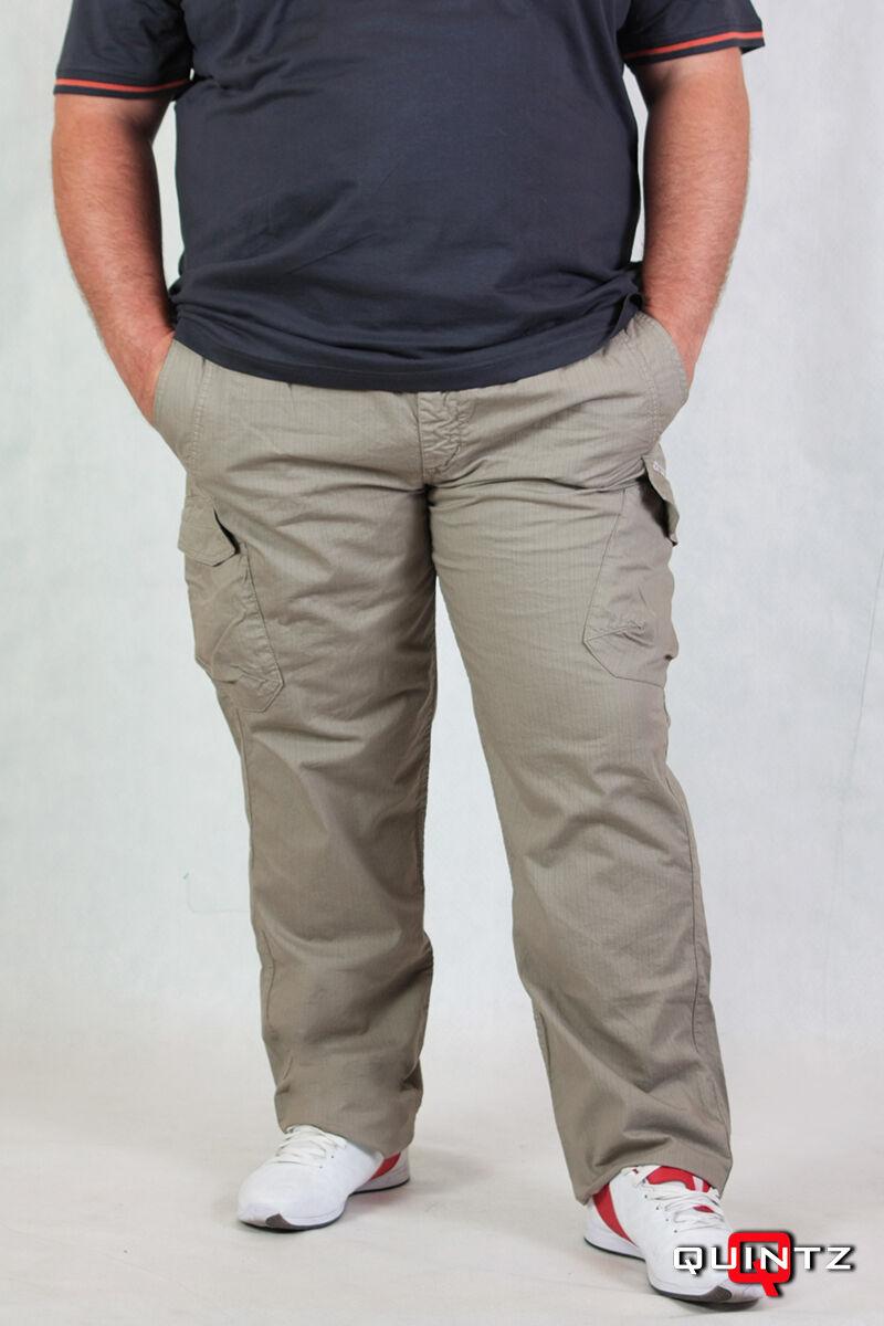 húzott derekú nagy méretű nadrág