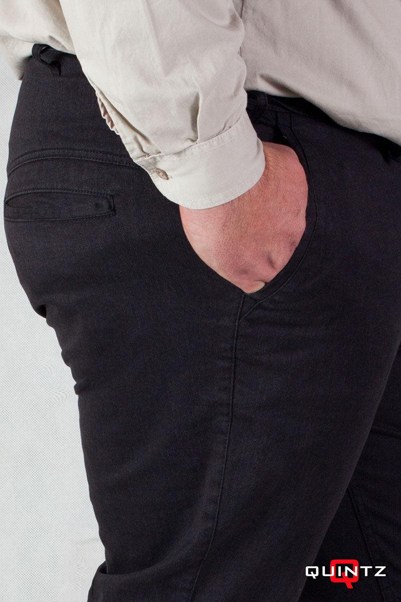 szürke nagyméretű férfi nadrág