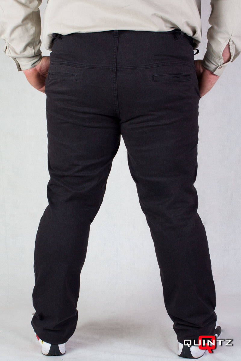 elegáns nagyméretű férfi nadrág