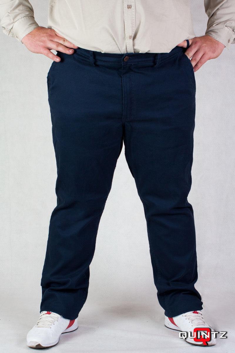 kék elegáns férfi nadrág