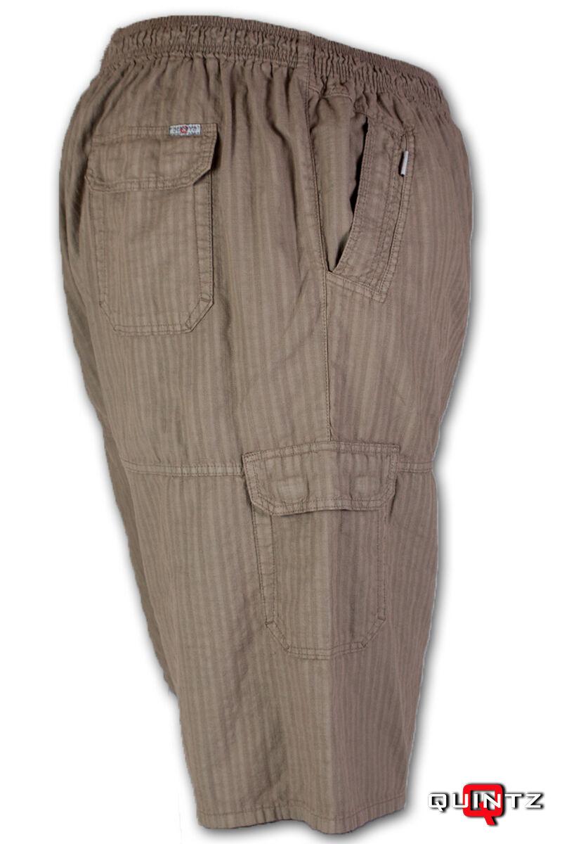drapp nagyméretű rövidnadrág