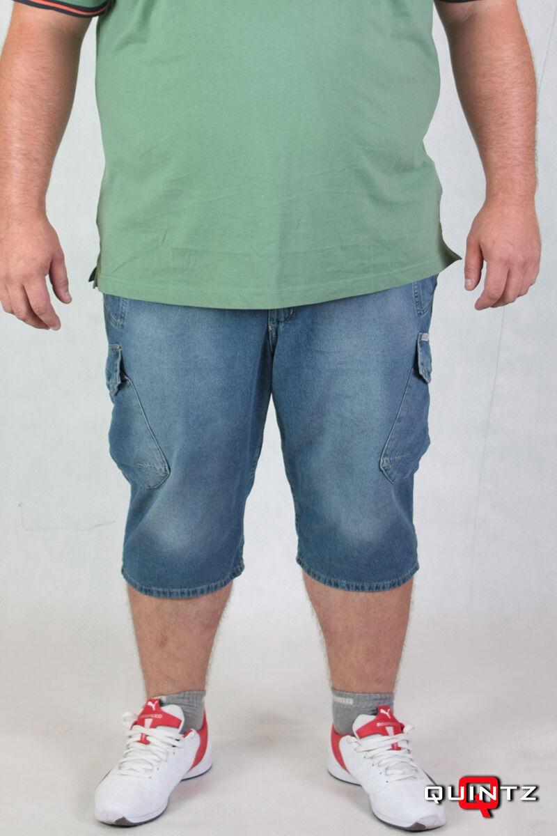 férfi nagy méretű farmer rövidnadrág