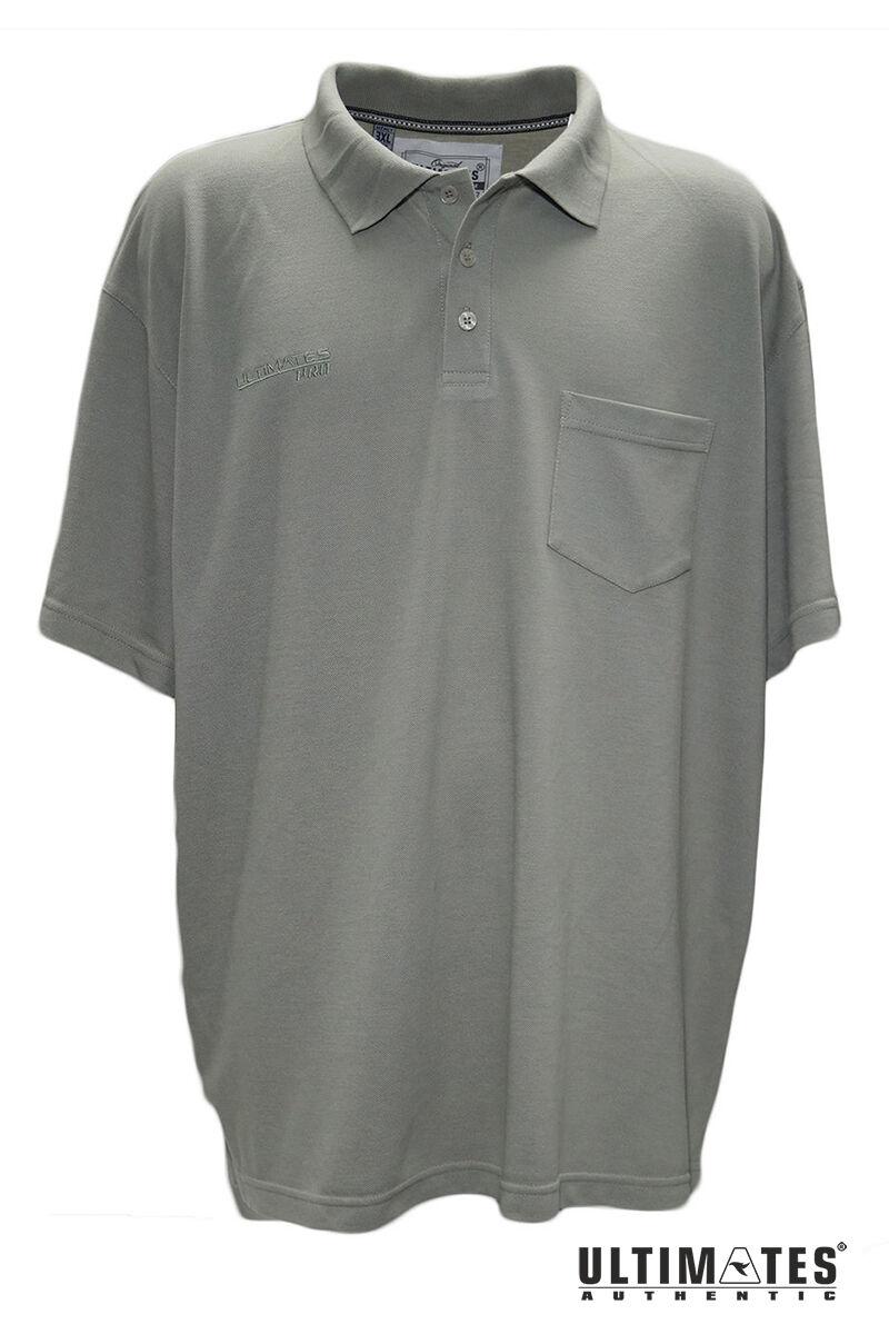 férfi nagyméretű galléros póló
