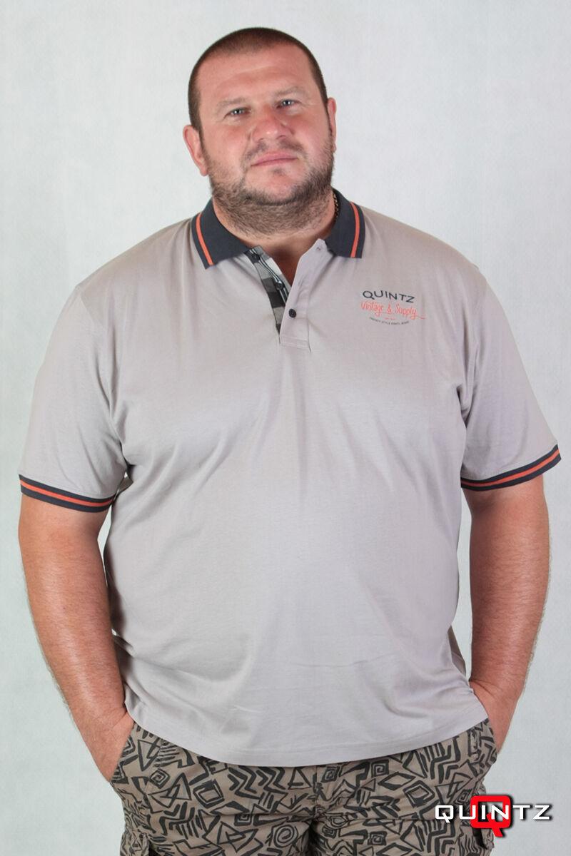 férfi nagyméretű póló
