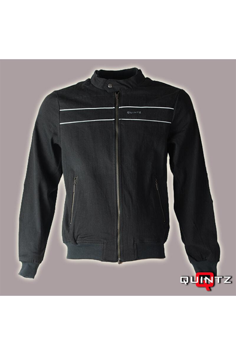 fekete átmeneti kabát
