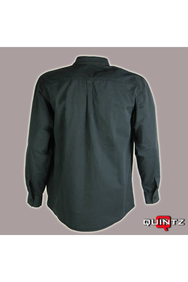 férfi nagy méretű hosszú ujjú ing hátulról c7673bbdca