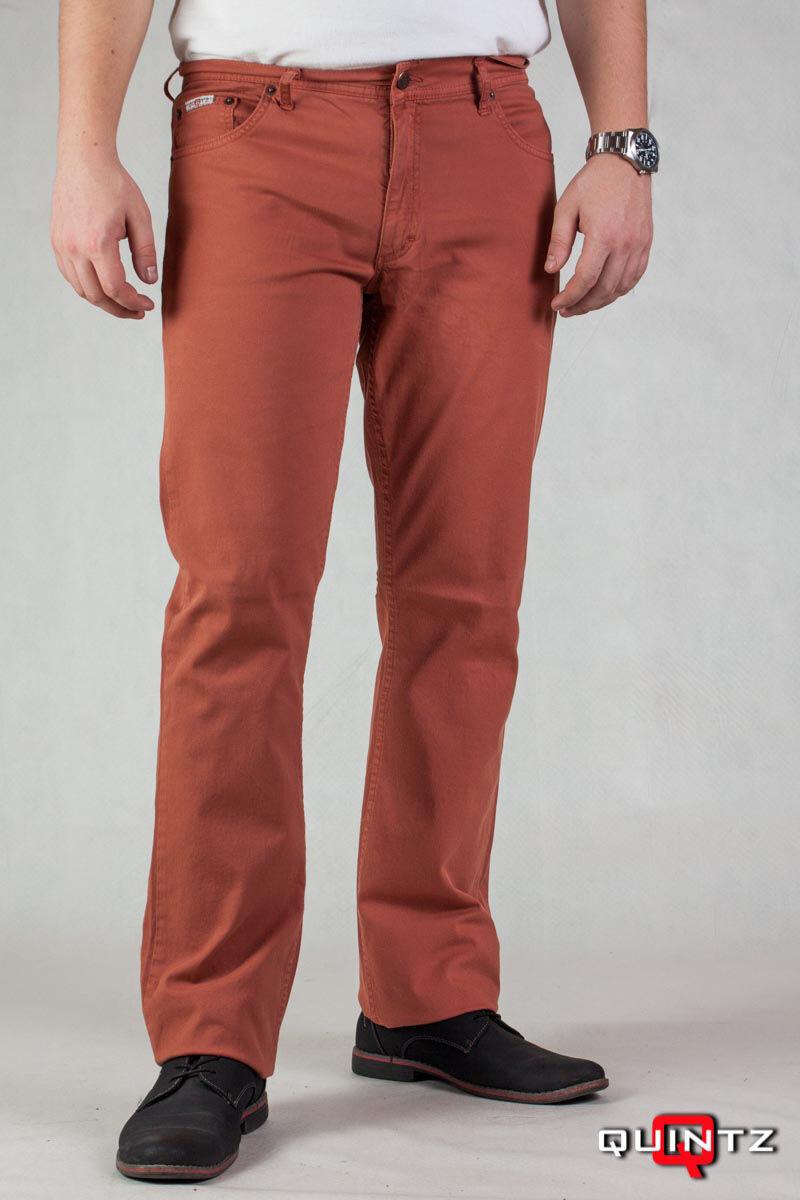 tágla barna férfi nadrág