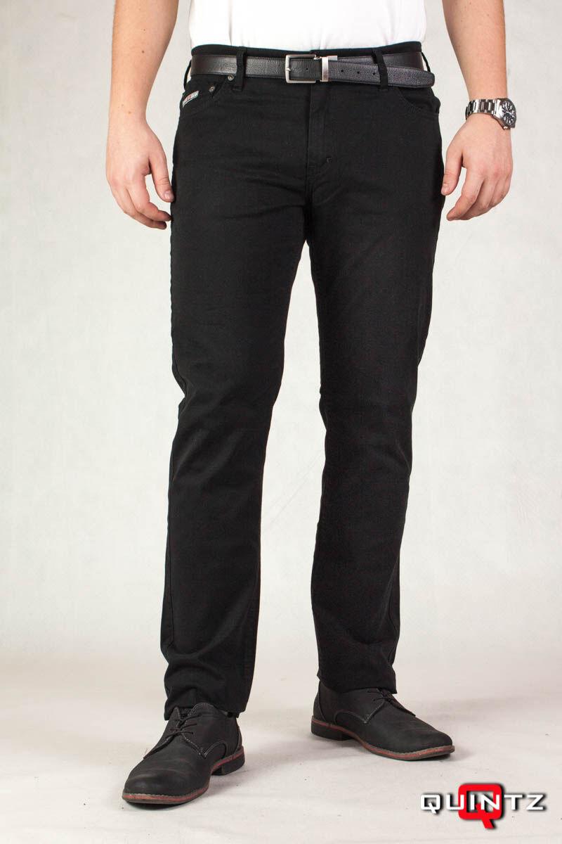 fekete elegáns szövet nadrág