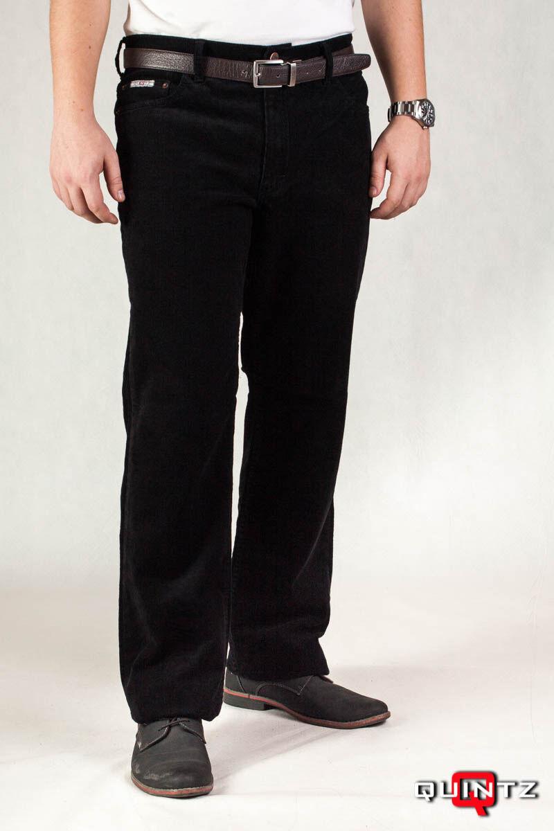 fekete kordbársony nadrág
