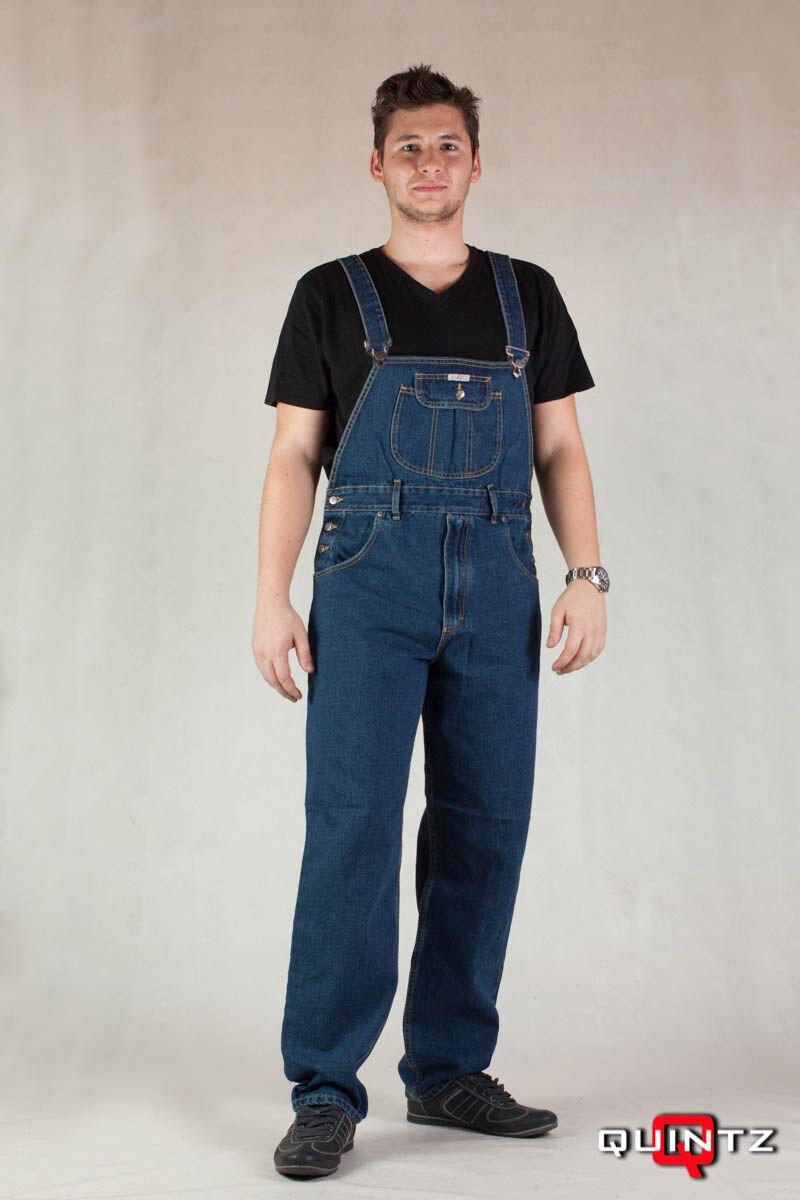 férfi farmer kertész nadrág