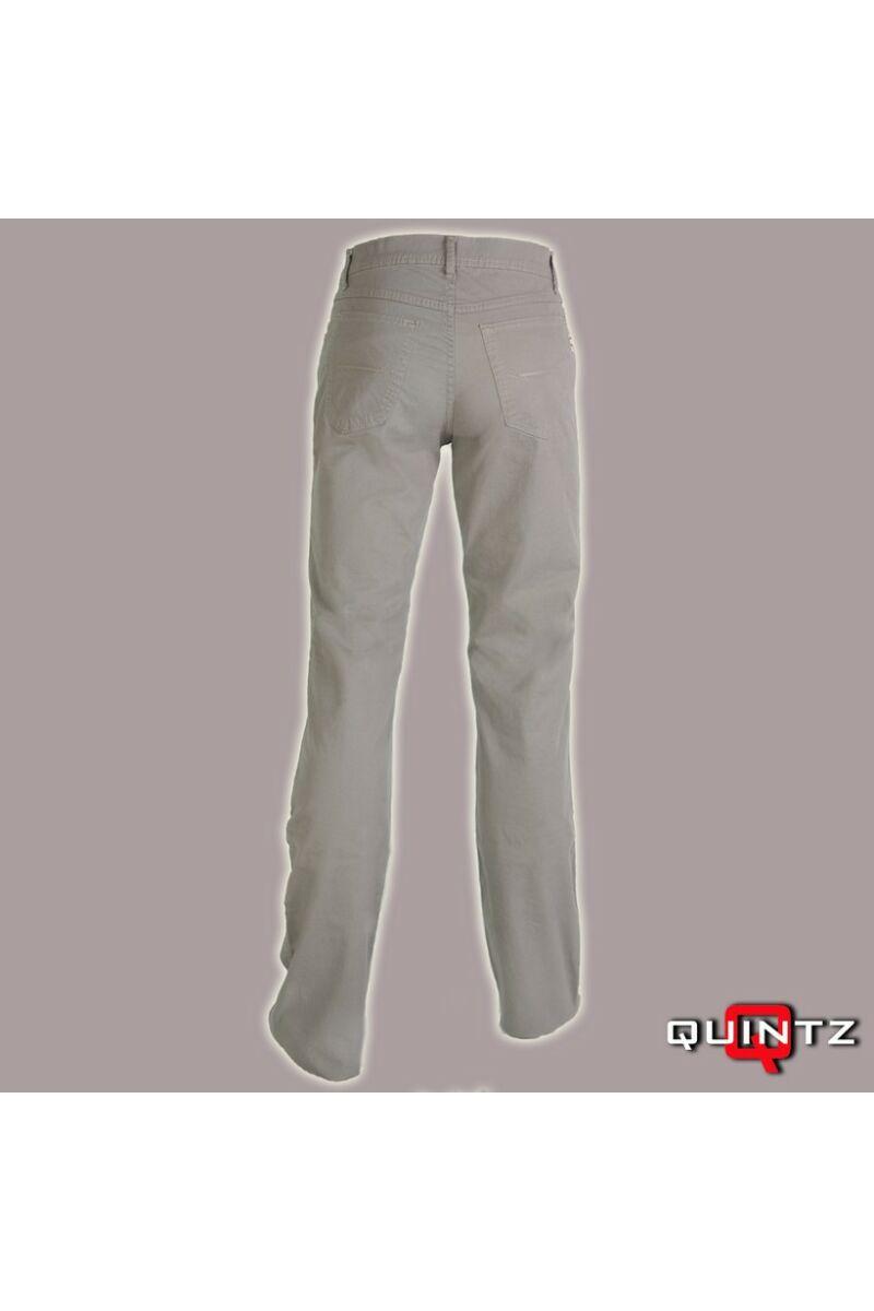 extra hosszú szövet nadrág hátulról
