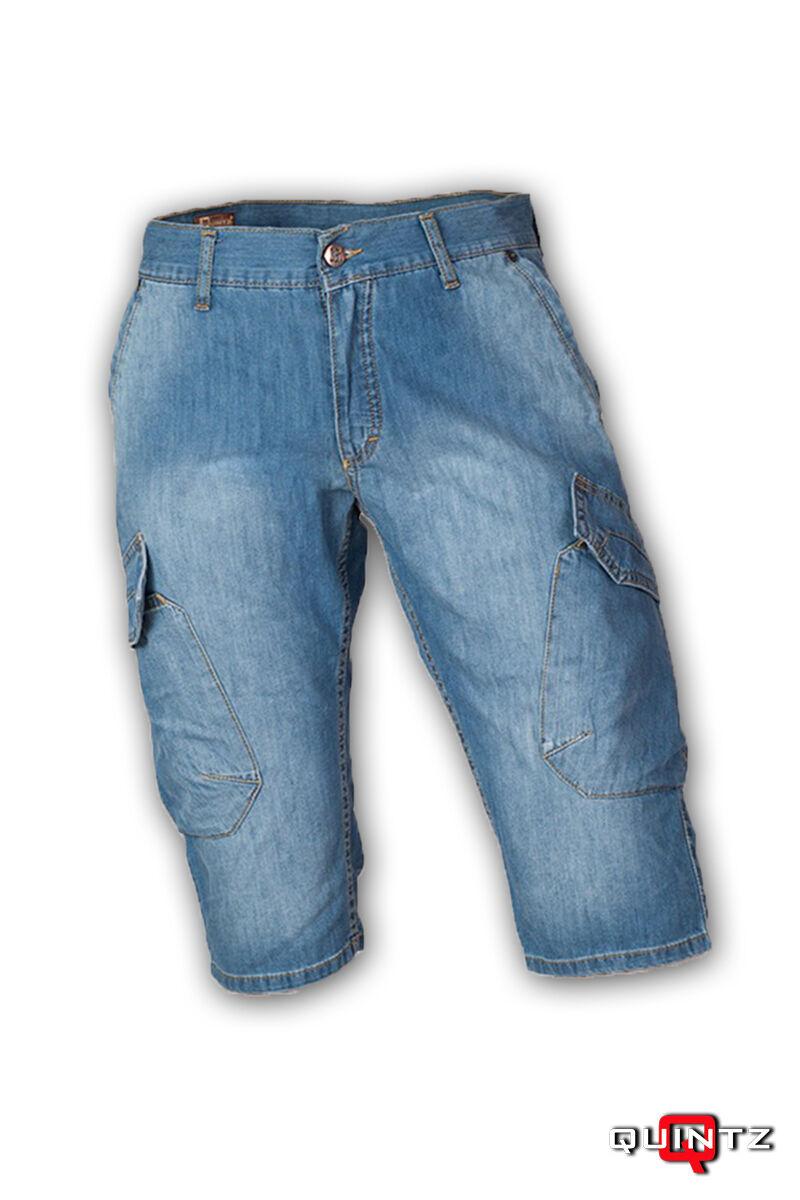 férfi farmer rövidnadrág