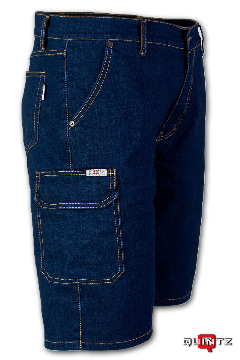 férfi oldalzsebes rövidnadrág