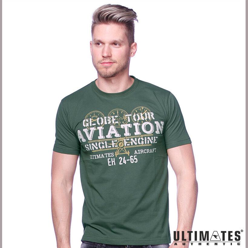 Aviation Póló · Férfi nagyméretű keki póló 8e2a60de05