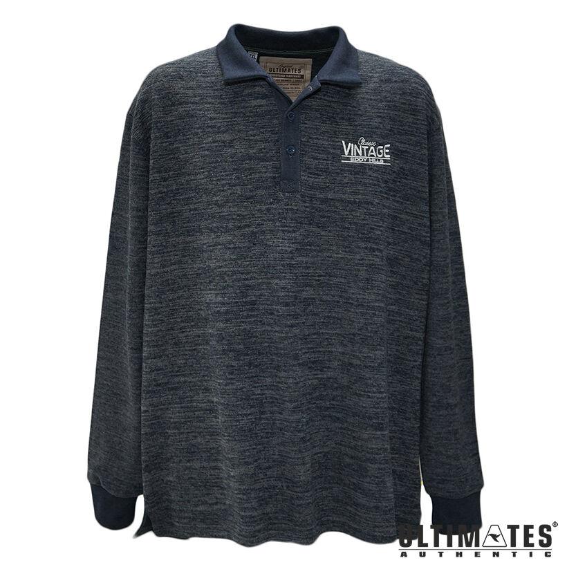 Férfi galléros pulóver Ultimates