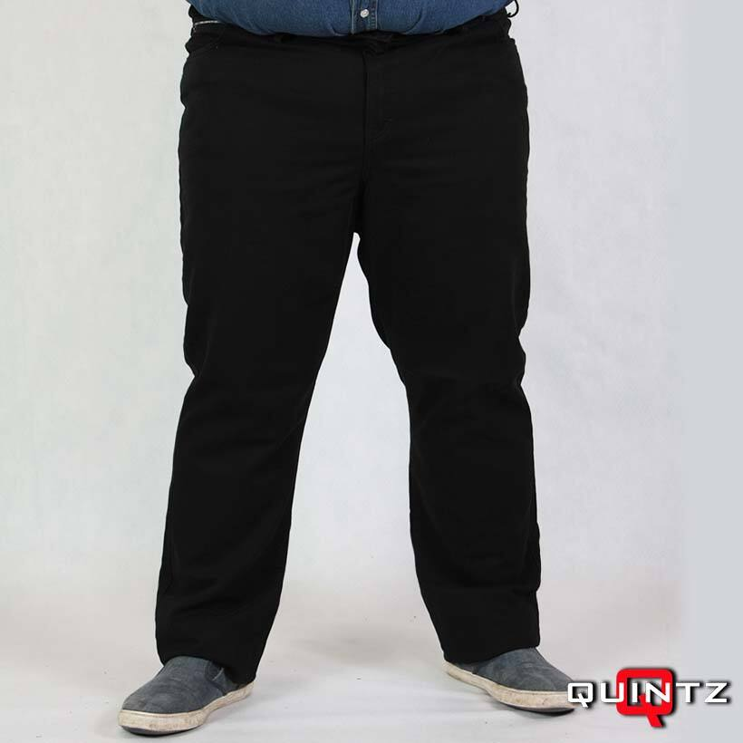 Férfi nagyméretű kord nadrág