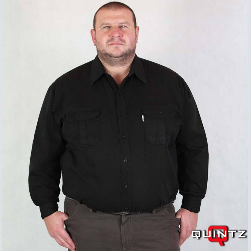 férfi nagy méretű hosszú ujjas ing