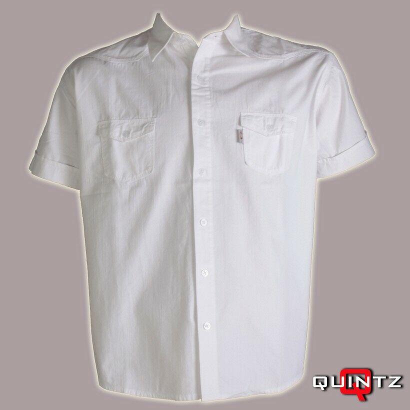 férfi fehér lenvászon ing