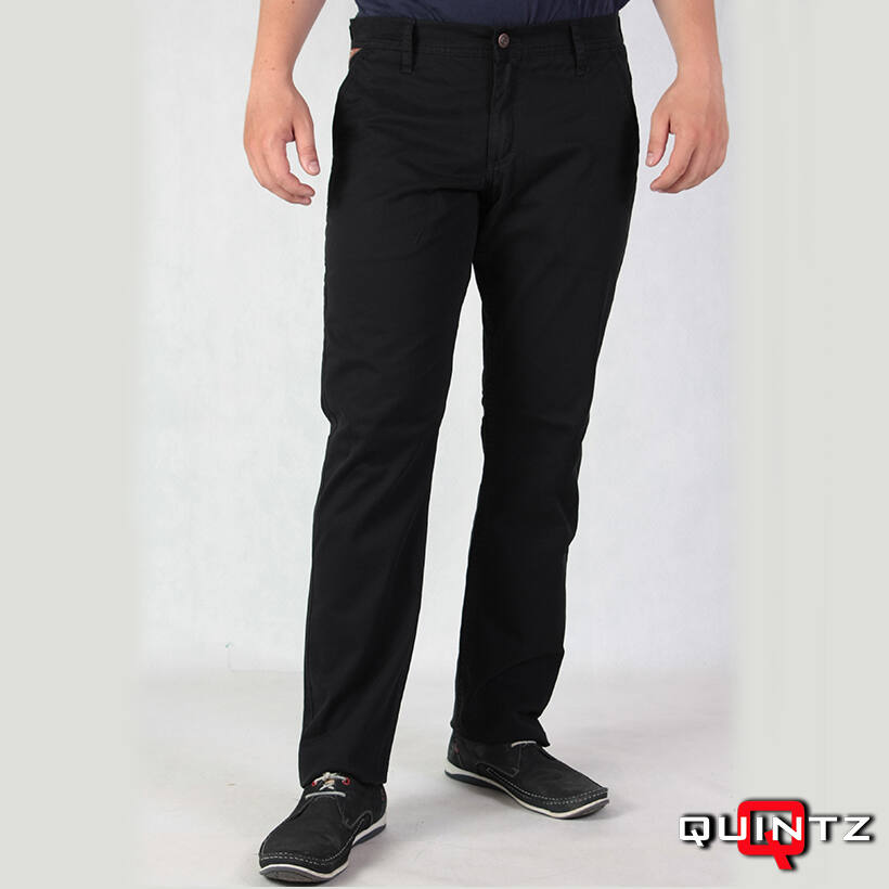 elegáns fekete nadrág