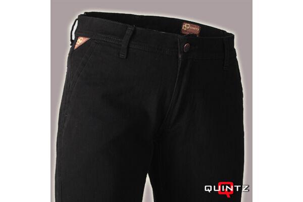 férfi nagy méretű fekete nadrág dereka