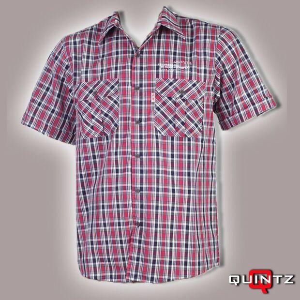 férfi kockás ing