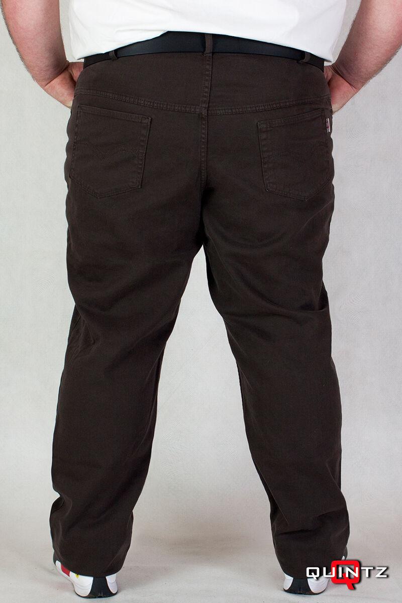 sötét barna nagyméretű nadrág