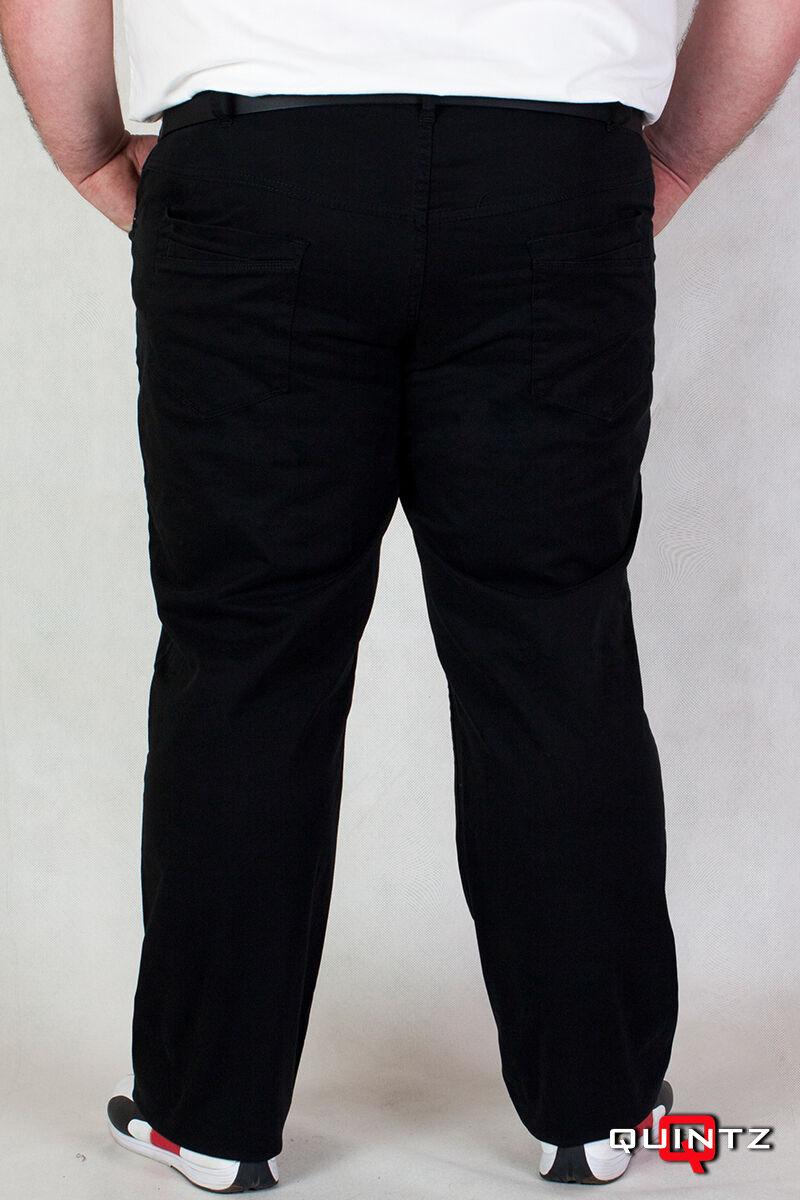 fekete nagyméretű férfi nadrág