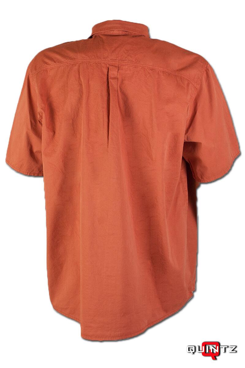 férfi rövid ujjú pamut ing