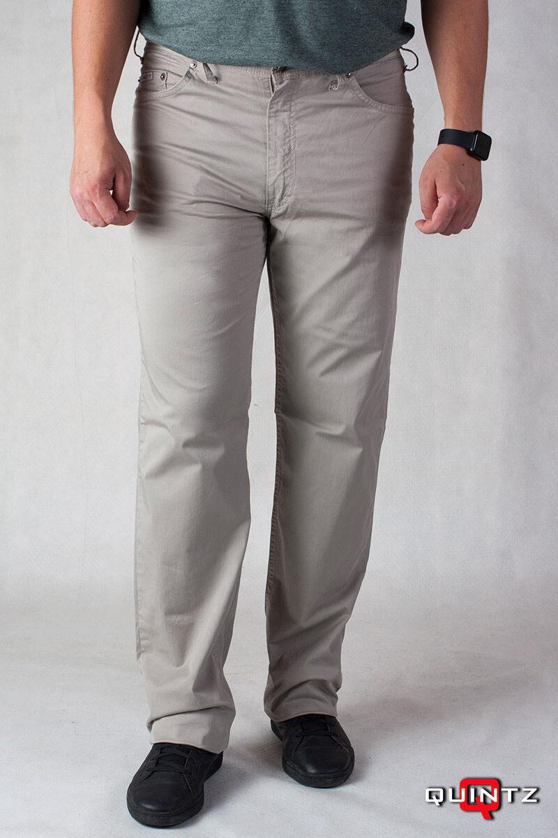 szürke férfi vászon nadrág